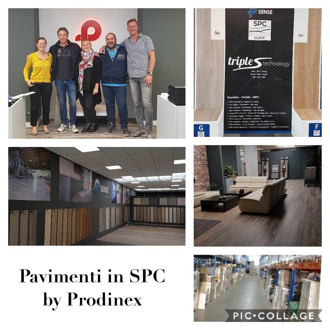 showroom Prodinex